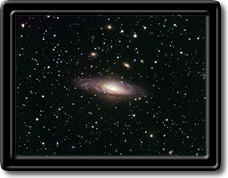 NGC-7331 And Other Galaxies
